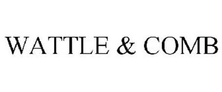 WATTLE & COMB