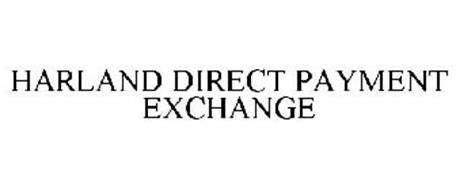 HARLAND DIRECT PAYMENT EXCHANGE