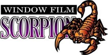 WINDOW FILM SCORPION