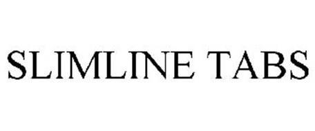 SLIMLINE TABS