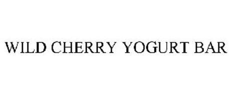 WILD CHERRY YOGURT BAR