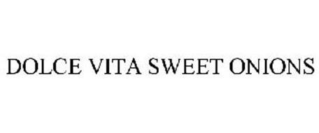 DOLCE VITA SWEET ONIONS