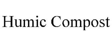 HUMIC COMPOST