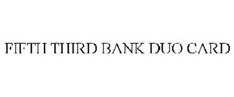 FIFTH THIRD BANK DUO CARD