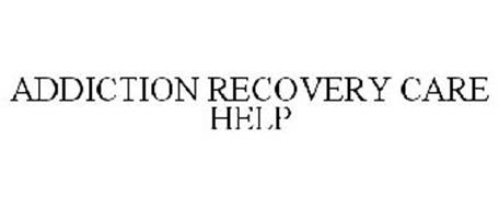ADDICTION RECOVERY CARE HELP