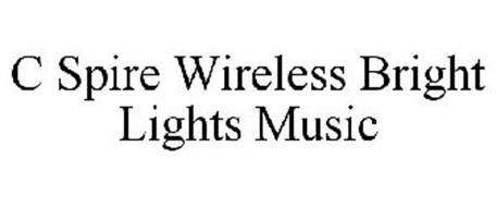 C SPIRE WIRELESS BRIGHT LIGHTS MUSIC