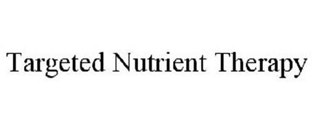 TARGETED NUTRIENT THERAPY