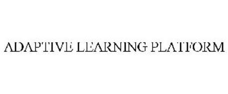 ADAPTIVE LEARNING PLATFORM