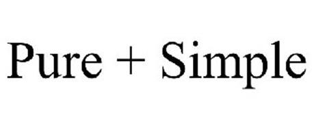 PURE + SIMPLE