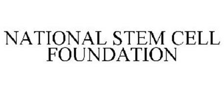 NATIONAL STEM CELL FOUNDATION