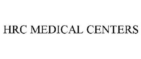 HRC MEDICAL CENTERS
