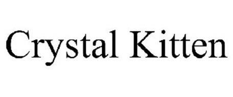 CRYSTAL KITTEN