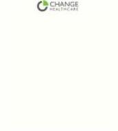 C CHANGE HEALTHCARE