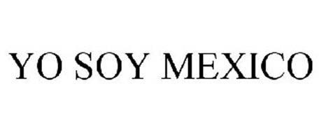 YO SOY MEXICO
