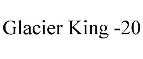 GLACIER KING -20