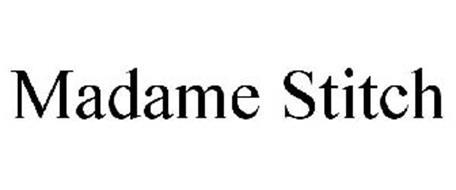 MADAME STITCH