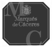 MC MARQUÉS DE CÁCERES