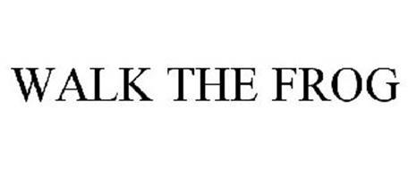 WALK THE FROG