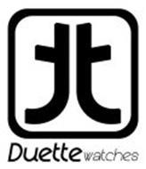 TT DUETTE WATCHES