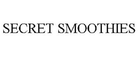 SECRET SMOOTHIES