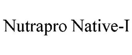 NUTRAPRO NATIVE-I