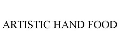 ARTISTIC HAND FOOD