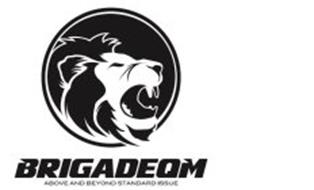 BRIGADEQM ABOVE AND BEYOND STANDARD ISSUE
