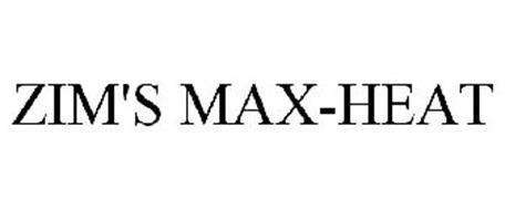 ZIM'S MAX-HEAT
