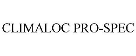 CLIMALOC PRO-SPEC