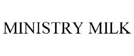 MINISTRY MILK