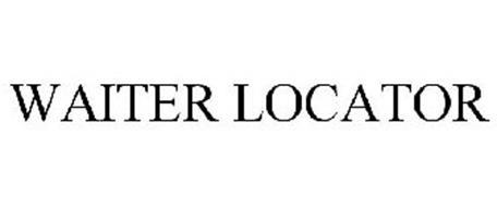 WAITER LOCATOR
