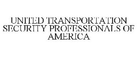 UNITED TRANSPORTATION SECURITY PROFESSIONALS OF AMERICA