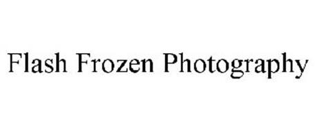 FLASH FROZEN PHOTOGRAPHY