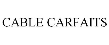CABLE CARFAITS