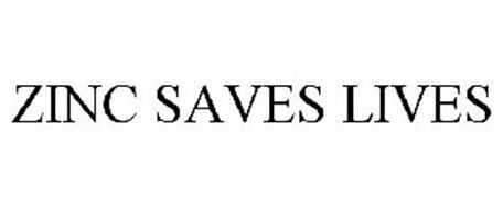 ZINC SAVES LIVES