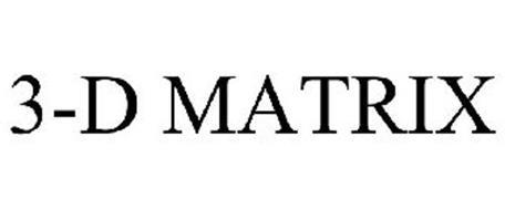 3-D MATRIX