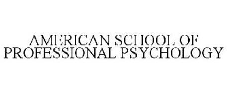 AMERICAN SCHOOL OF PROFESSIONAL PSYCHOLOGY