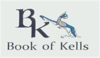 BK BOOK OF KELLS