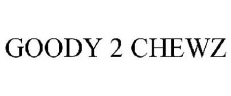 GOODY 2 CHEWZ