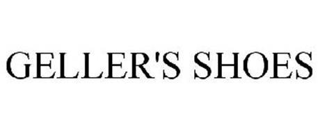 GELLER'S SHOES