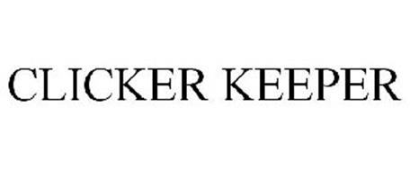 CLICKER KEEPER