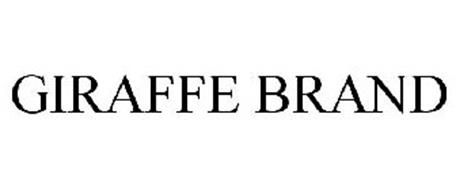 GIRAFFE BRAND