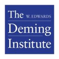 THE W. EDWARDS DEMING INSTITUTE
