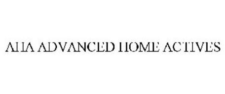 AHA ADVANCED HOME ACTIVES