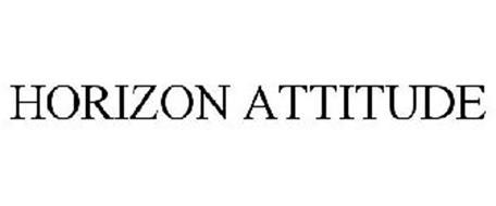 HORIZON ATTITUDE