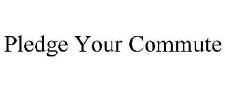PLEDGE YOUR COMMUTE