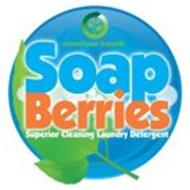GREENPLANET SCIENTIFIC, SOAPBERRIES, SUPERIOR CLEANING LAUNDRY DETERGENT