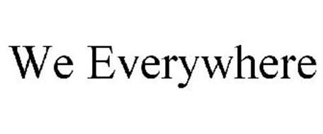 WE EVERYWHERE