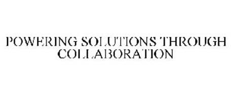 POWERING SOLUTIONS THROUGH COLLABORATION