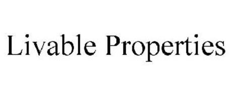 LIVABLE PROPERTIES
